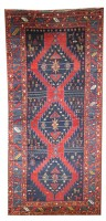 Antique Armenian Kazak Rug circa 1880