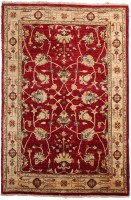 Traditional Pakistani Peshawar Rug