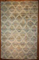 Modern Indian Special Ikat Rug