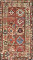 Antique Caucasian Rug circa 1900