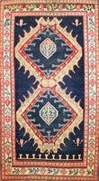 Antique Caucasian Karabagh Rug circa 19th Century