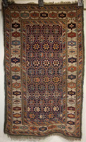 Antique Caucasian Rug circa 1890