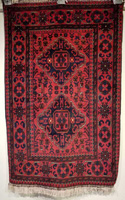 Traditional Afghan Bashir Rug
