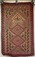 Traditional Persian Balouch Rug