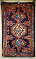 Traditional Persian Vise Rug