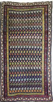 Antique Persian Luri Rug
