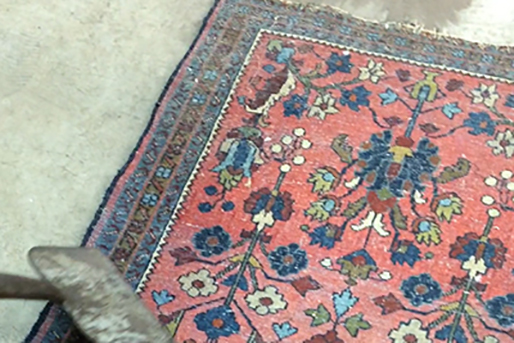 Rug Cleaning - Persian & Oriental Rugs
